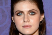 Alexandra Daddario Neutral Eyeshadow