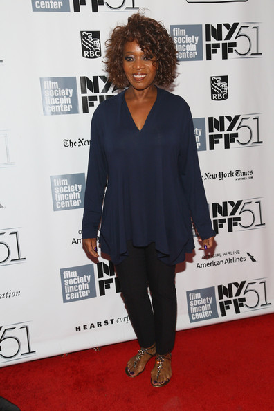 Alfre Woodard Shoes