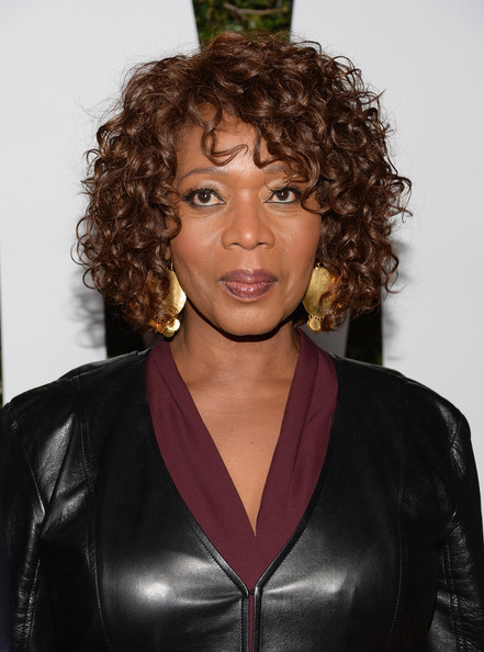 Alfre Woodard Hair