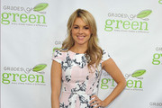 Ali Fedotowsky Print Dress