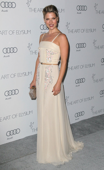 Ali Larter Evening Dress