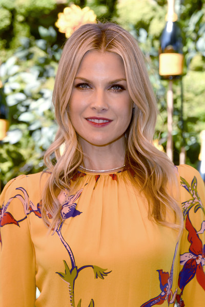Ali Larter Long Wavy Cut [hair,face,blond,beauty,hairstyle,lip,yellow,fashion,long hair,brown hair,arrivals,ali larter,los angeles,pacific palisades,california,will rogers state historic park,veuve clicquot polo classic]