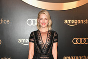 Ali Larter Sheer Dress