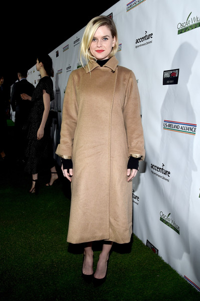 Alice Eve Wool Coat