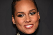 Alicia Keys Long Cornrows