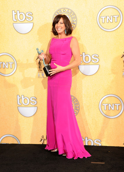 Allison Janney Evening Dress