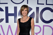 Allison Janney Little Black Dress