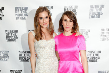 Allison Williams Zosia Mamet Museum of the Moving Image Event