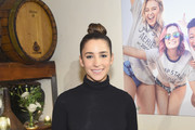 Aly Raisman Mini Skirt