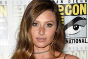 Alyson Michalka Long Wavy Cut