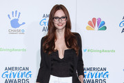 Alyssa Campanella Wide Leg Pants