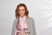 Alyssa Milano Wool Coat