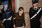 Amanda Knox Shrug Sweater