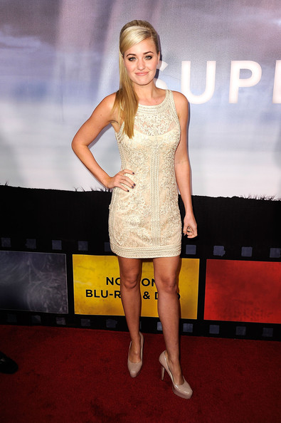 Amanda Michalka Cocktail Dress