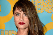 Amanda Peet Side Sweep