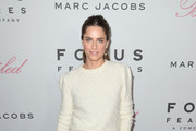 Amanda Peet Wide Leg Pants