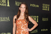 Amanda Righetti Beaded Dress