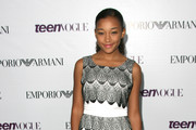 Amandla Stenberg Cocktail Dress
