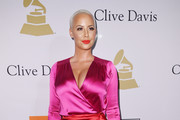 Amber Rose Wrap Dress