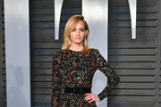Amber Valletta Beaded Dress
