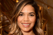 America Ferrera Medium Wavy Cut