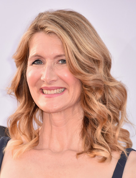 Laura Dern looked lovely with her shoulder-length curls at the 2018 AFI Life Achievement Award Gala.