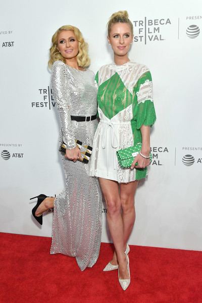 More Pics of Nicky Hilton Rothschild Studded Clutch (3 of 9) - Clutches Lookbook - StyleBistro