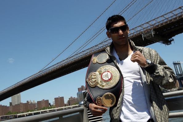 Amir Khan Sunglasses