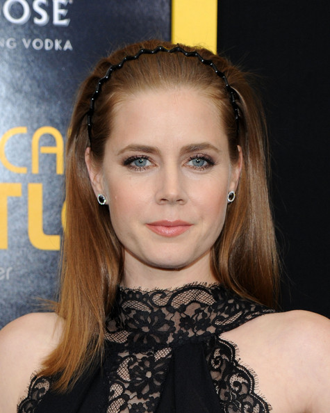 Amy Adams Medium Straight Cut