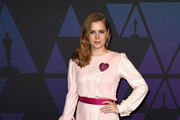 Amy Adams Velvet Clutch