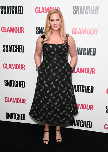Amy Schumer Print Dress