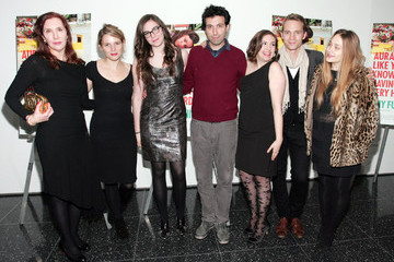 "Amy Siemetz Jemima Kirke ""Tiny Furniture"" New York Premiere"