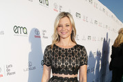 Amy Smart Lace Dress