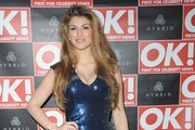 Amy Willerton Mini Dress