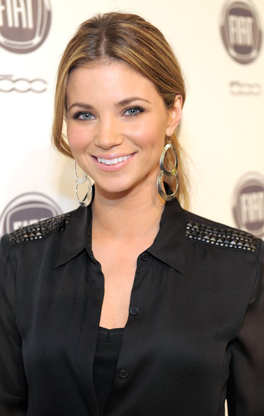 More Pics of Amber Lancaster Sterling Dangle Earrings (1 of 11) - Amber Lancaster Lookbook - StyleBistro