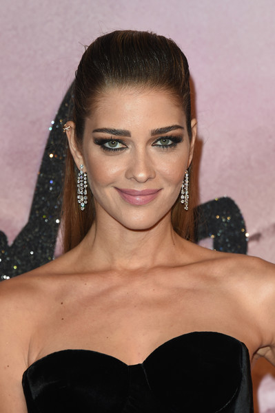 Ana Beatriz Barros Half Up Half Down