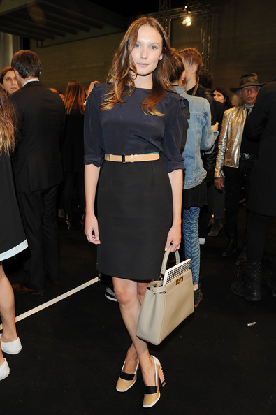 Ana Girardot Pencil Skirt