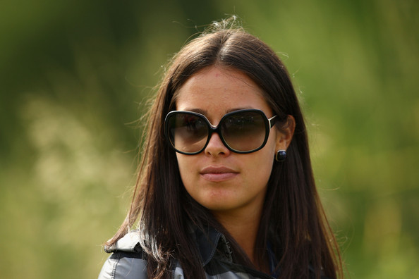 Ana Ivanovic Butterfly Sunglasses