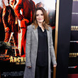 ... and at the 'Anchorman 2: The Legend Continues' Premiere