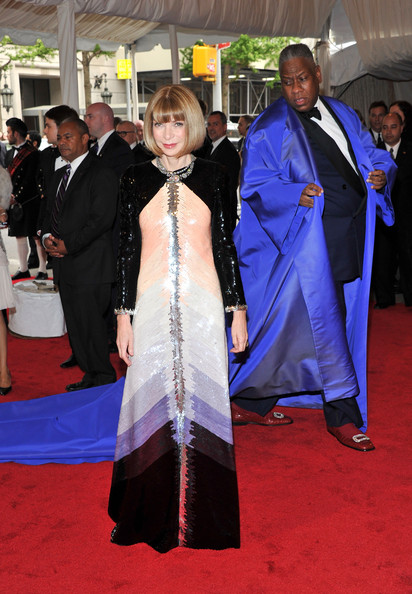 Andre Leon Talley Clothes