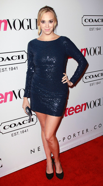 Andrea Bowen Mini Dress