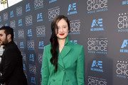 Andrea Riseborough Pantsuit