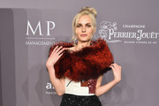 Andreja Pejic Beaded Dress