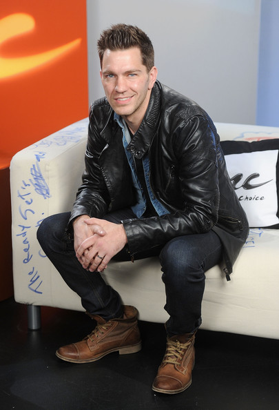 More Pics of Andy Grammer Leather Jacket (1 of 14) - Andy Grammer Lookbook - StyleBistro
