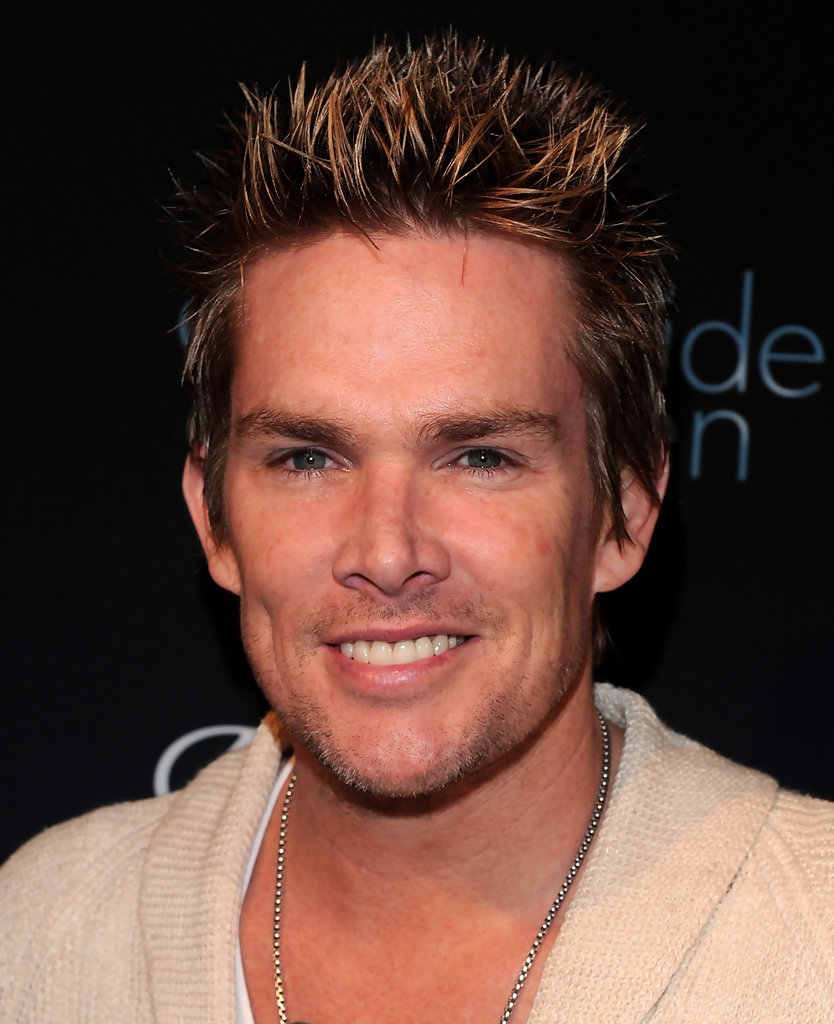 More Pics Of Mark Mcgrath Spiked Hair 1 Of 2 Short Hairstyles