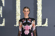 Angela Lindvall Print Dress