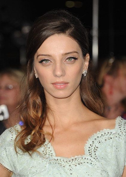 Angela Sarafyan Retro Eyes