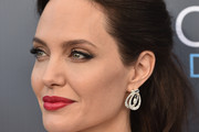 Angelina Jolie Red Lipstick