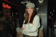 Angie Everhart Knee High Boots