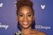 Anika Noni Rose Messy Cut
